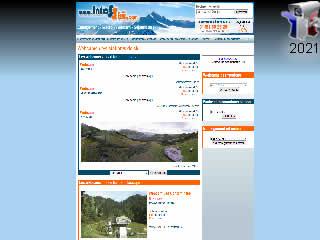 Webcam des stations de ski francaise - Webcam panoramique, webcam video, webcam image - hiver - via france-webcams.com