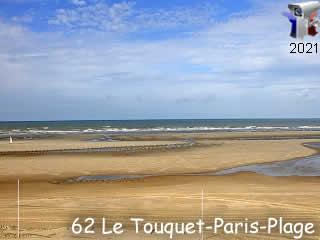 Le Touquet - Vue mer - via france-webcams.com