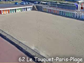 Webcam Le Touquet - Vue patio - via france-webcams.com