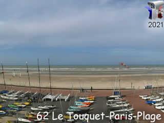 Webcam Le Touquet - Centre Nautique de la Manche - via france-webcams.com