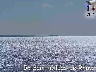 Webcam Saint-Gildas-De-Rhuys - Les Îles - via france-webcams.com