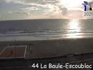 Webcam La Baule - Hôtel Le Régent - Pays de la Loire - via france-webcams.com