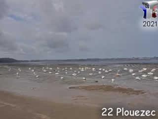 Webcam de Webcam Plouezec - Port Lazo - Bretagne - via france-webcams.com