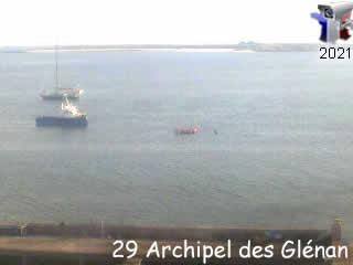 Diabox - Archipel des Glénan - via france-webcams.com