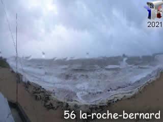Webcam La Roche-Bernard - Panoramique HD 2 - via france-webcams.com