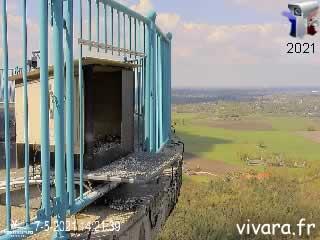 Webcam Faucon-Pelerin cam 2 - via france-webcams.com