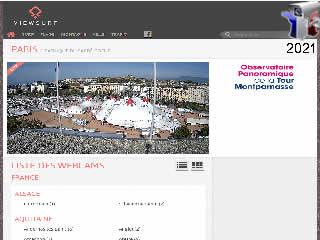Viewsurf.com - Le portail de Webcams HD de référence - ID N°: 2 sur france-webcams.com