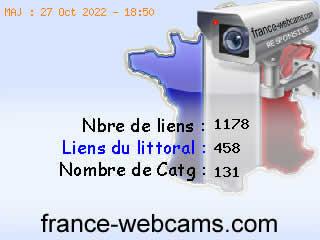 France Webcam - via france-webcams.com