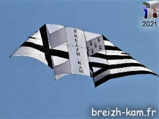 Le Breizh-kam, le cerf-volant KAP KAM made in Breizh. - via france-webcams.com