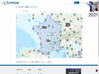 EarthCam - Webcam Network - via france-webcams.com