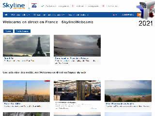 Webcams en direct en France - via france-webcams.com