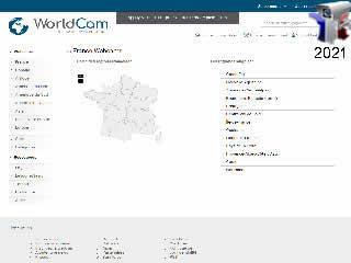 WorldCam - Webcams dans le monde - via france-webcams.com