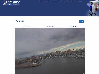 WEBCAMS - Port Adhoc - via france-webcams.com