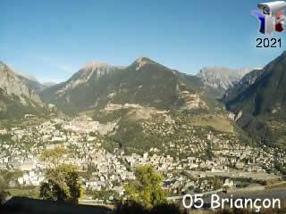 Webcam de Puy-Saint-Pierre - Briançon - France - 1567m - via france-webcams.com