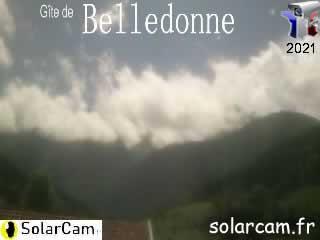 Webcam gîte de Belledonne fr - SolarCam: caméra solaire 3G. - via france-webcams.com