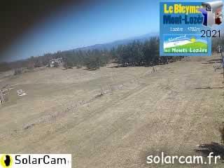Webcam le Mont Lozère - SolarCam: caméra solaire 3G. - via france-webcams.com