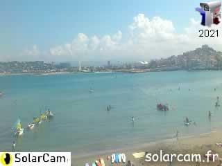 Webcam Marseille - Pointe Rouge 2 - SolarCam: caméra solaire 3G. - via france-webcams.com
