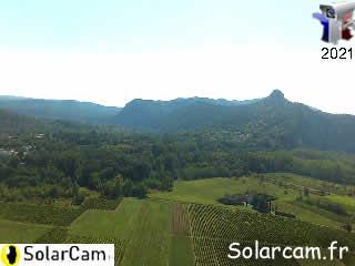 Webcam Vallontourisme.com fr - SolarCam: caméra solaire 3G. - via france-webcams.com