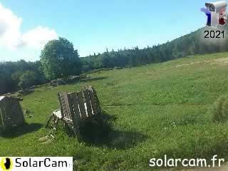 Webcam Mas de la Barque - Plaine Sud fr - SolarCam: caméra solaire 3G. - via france-webcams.com