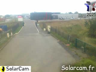 Webcam Dieppe fr - SolarCam: caméra solaire 3G. - via france-webcams.com