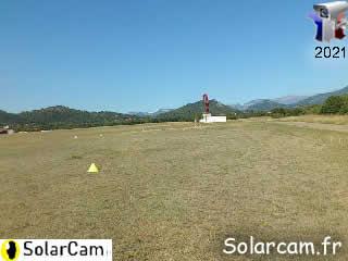Webcam Valberg Aéro fr - SolarCam: caméra solaire 3G. - via france-webcams.com