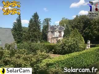 Bois-Guillaume - SolarCam: caméra solaire 3G. - via france-webcams.com