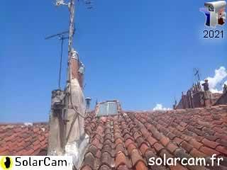 Webcam Carro - SolarCam: caméra solaire 3G. - via france-webcams.com