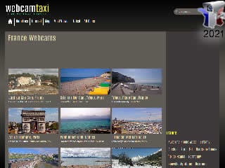Discover live cams in France, a country of romantic cities - via france-webcams.com