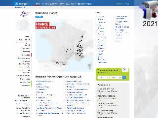 BERGFEX-Webcams France: Webcam France Cams - Livecams - via france-webcams.com