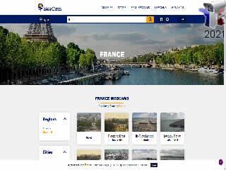 See France Live Webcams & Weather Reports - SeeCam - via france-webcams.com